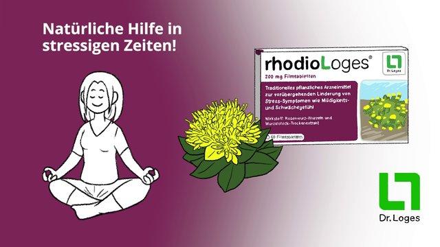 rhodioLoges® 200 mg