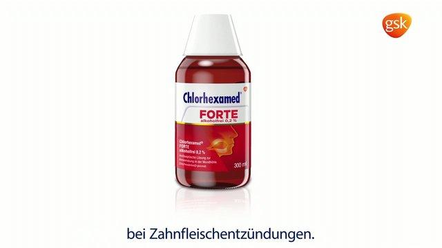 Chlorhexamed® FORTE alkoholfrei 0,2%