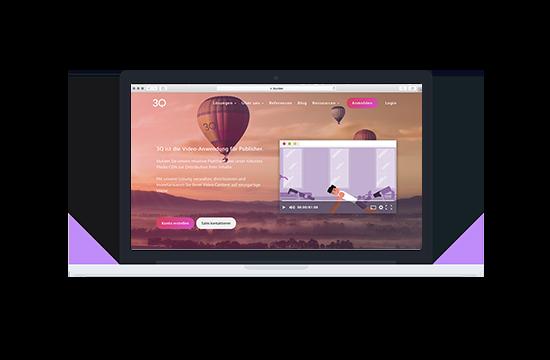 3Q Homepage