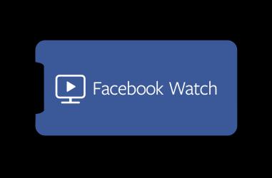 Facebook Watch in iPhone X