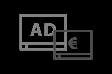 Icon Video Monetarisierung