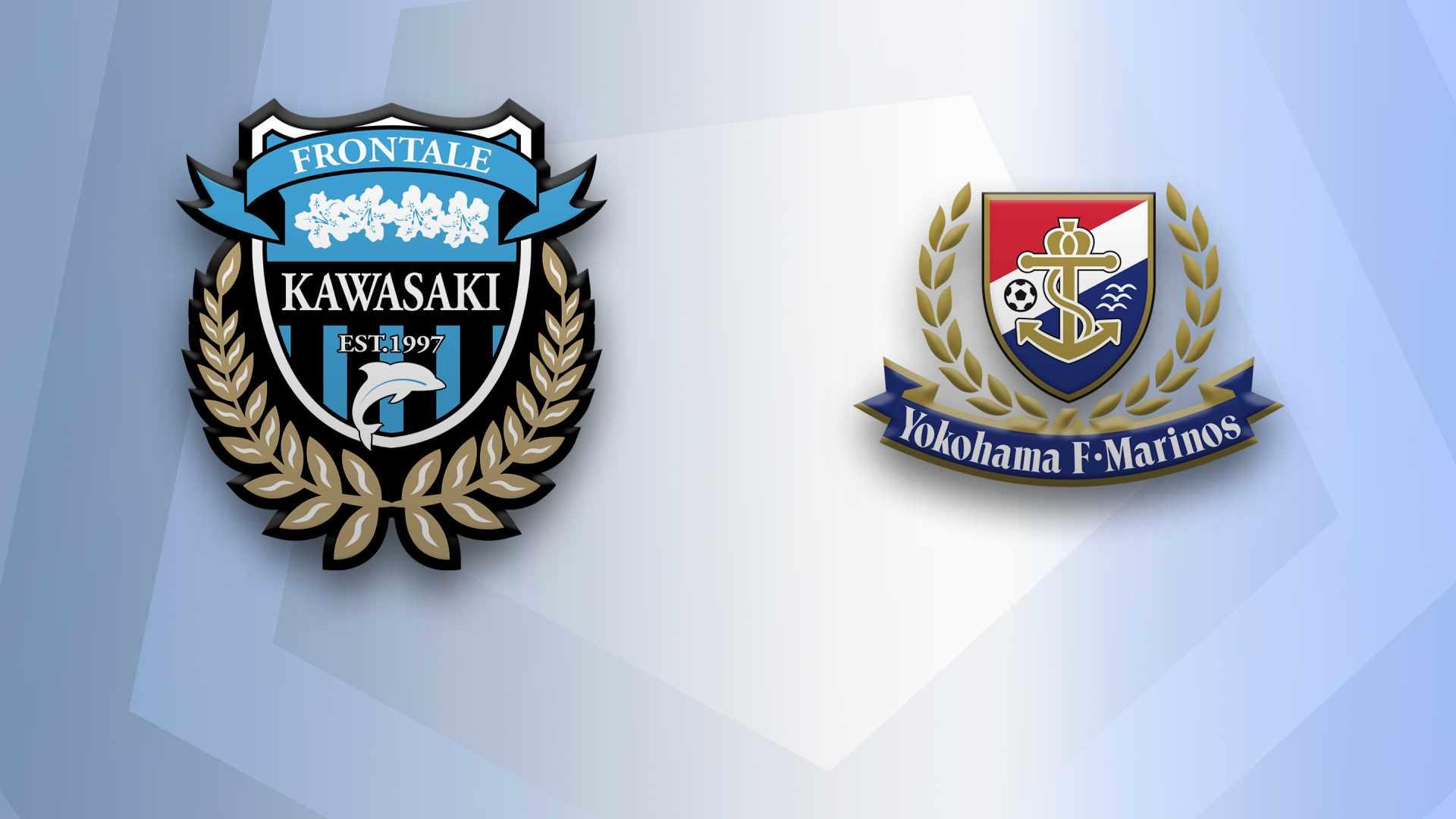 Kawasaki Frontale - Yokohama F-Marinos 26.02.2021 um 09:55 Uhr auf Sportdigital